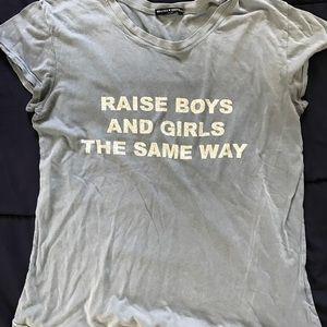 boys girls tee